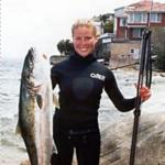 La pesca sub al femminile