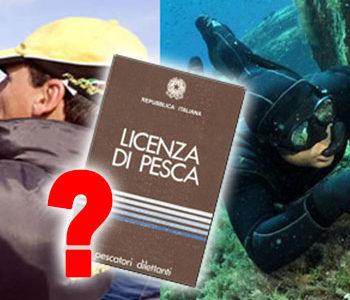 Licenza Pesca in Mare a Pagamento: Emendamento Verso lo Stralcio?