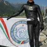 Due nuovi record mondiali per Michele Tomasi