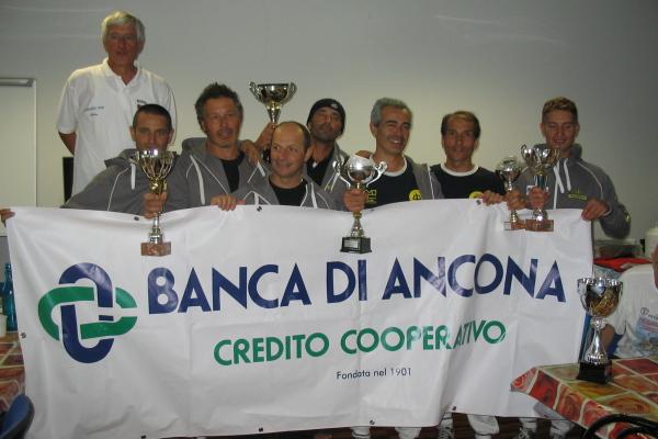 Nella classifica per società ha vinto il Sub Tridente Pesaro