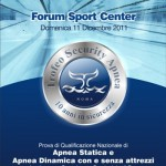 A Roma il Trofeo Team Security Apnea