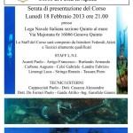 LNI Quinto organizza un corso di pesca in apnea