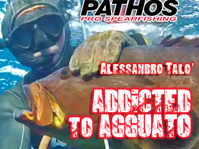 """""""Addicted to Agguato"""", a Pesca nel Canale di Sicilia con Pathos Pro Spearfishing"""