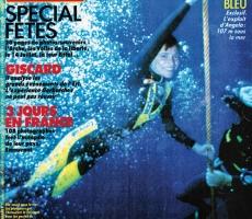 Copertina della rivista Paris Match di Novembre 1989