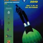 2° Campionato Europeo di apnea CMAS: la nazionale italiana
