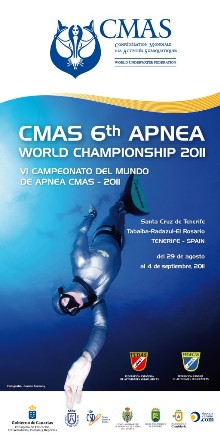 Ilaria Bonin campionessa mondiale CMAS di apnea dinamica
