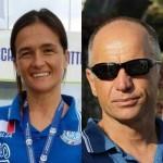 Chiara Obino e Michele Tomasi sono i migliori atleti FIPSAS dell'apnea 2016