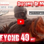 """Beyond 40"", il nuovo entusiasmante video di Pathos Pro Spearfishing"