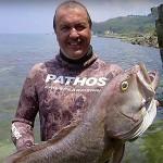 Video Pescasub: Cernie Bianche nel Nulla