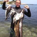 Le schede dei campioni: Bruno De Silvestri, gronghi e murene