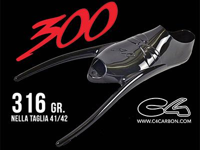 C4 presenta All'EUDI le Nuove Pale e Scarpette della serie 300