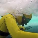 Per Valentina Cafolla è di Nuovo Record Mondiale in Apnea Sotto il Ghiaccio