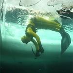 Valentina Cafolla: Nuovo Record Mondiale in Apnea Lineare sotto il Ghiaccio