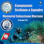Gare Pesca Sub: il 30 Maggio il Campionato Siciliano a Squadre