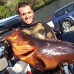 Video Pescasub: la Grossa Cernia in Bassofondo, Sorpresa alle Spalle