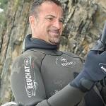Gabriele Delbene tenta un nuovo record di cattura abissale nel 2016