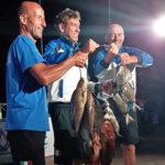 Mondiale Pesca Sub 2021: De Mola è Campione del Mondo, a Cervantes l'Argento e a Kesic il Bronzo