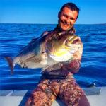Video Pescasub: il Grosso Dentice Dove non ti Aspetti (7,2 kg)