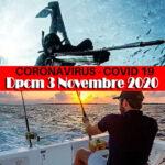 Dpcm 3/11 – Zona Gialla, Arancione e Rossa: Si può Fare Pesca Sportiva?