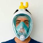 Covid-19: Una Maschera Sub è Diventata un Respiratore D'Emergenza