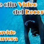 Davide Carrera: le clip video del record