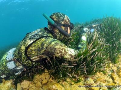 Pesca sub estrema: profondità, apnea e superfucili