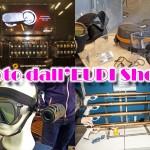 Tutte le foto dall'Eudi Show 2015