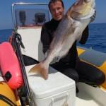 Gabriele Delbene tenta un nuovo record di pesca in apnea profonda
