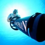 Gianluca Genoni: tentativo di primato in apnea profonda