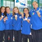 Europei Assoluti Nuoto Pinnato Day 4: le donne tengono alti i colori azzurri