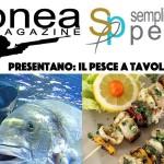Il pesce a tavola: la nuova area ricette powered by Semplicemente Pesce