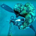 Video Pescasub: Mulinello Bloccato a 40 Metri, Quando la Lucidità è Tutto!