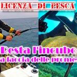 Licenza di pesca: resta l'incubo, alla faccia delle promesse!