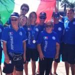 Europei di Apnea: l'Italia è prima nel medagliere