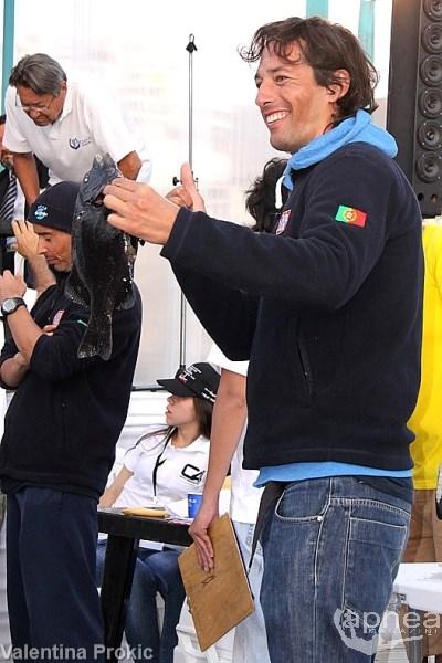 Con una grande seconda giornata Jody Lot ha contribuito al secondo posto della nazionale portoghese (foto V. Prokic)