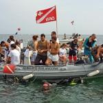 Ancona: Grande successo per la Pulizia dei Fondali – Passetto 2015