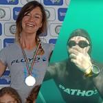 Record Apnea: nuovi primati per Homar Leuci e Alessia Zecchini
