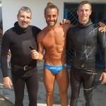 Record Apnea: Nuovo primato Italiano e Mondiale per Homar Leuci