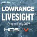 Da Lowrance il Sistema di Pesca Completo con Tecnologia Sonar LiveSight
