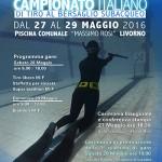 A Livorno il Campionato Italiano di TiroSub 2016