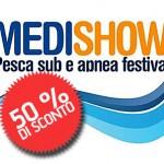 Visita il Medishow con il 50% di sconto sull'ingresso!