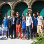 Milano in sport: la FIPSAS in piazza Duomo con nuoto pinnato e subacquea