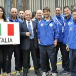 Mondiale 2014: cambio in corsa Mortellaro – Settimi