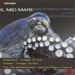 """Pescasub: in Mostra """"Il Mio Mare"""", con i Quadri di Roberto La Mantia"""