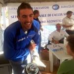 Mozzoni vince il IV Trofeo Ci.Ca.Sub Milano