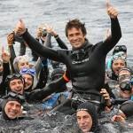 Guillaume Nery si ritira e festeggia la fine della sua carriera agonistica