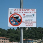 Campagna sicurezza subacquei a Lerici