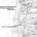 Sorteggiati i campi gara dell'Assoluto di pesca in apnea di Bosa