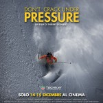 "Arriva al Cinema il film ""Don't Crack Under Pressure"" con Davide Carrera"