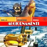 Modificate le Zone Gialle, Arancioni e Rosse: Cosa Cambia per la Pesca Sportiva